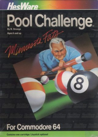 STADIUM Game Infos Minnesota Fats Pool Challenger - Fats pool table