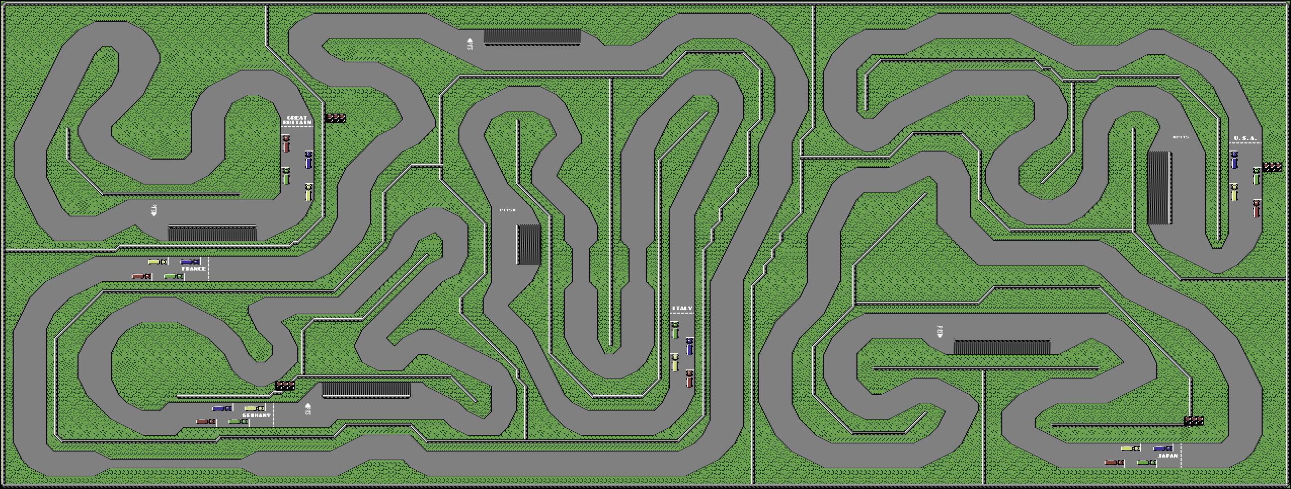 Rac Car Games